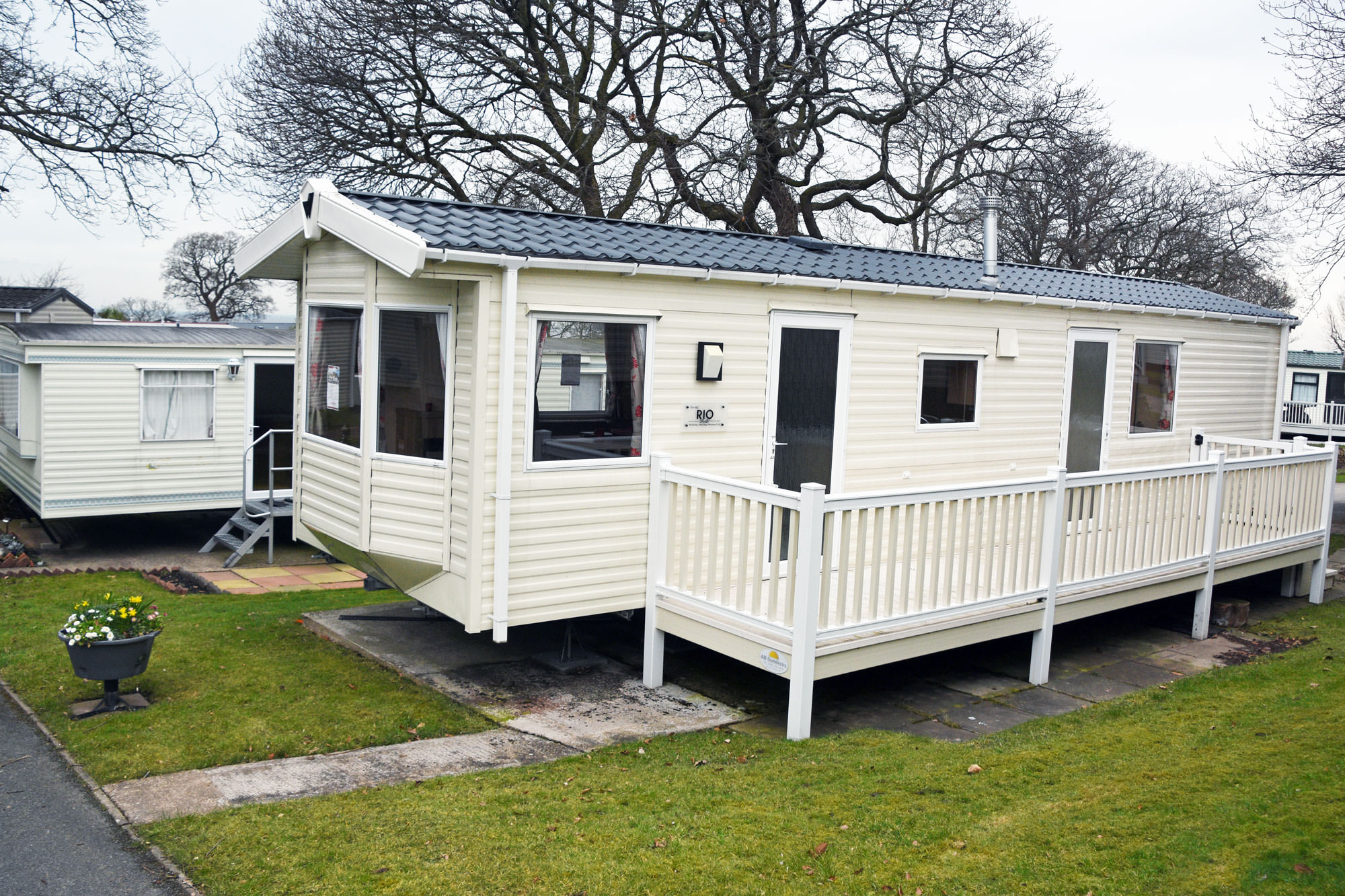 Caravan for Sale in North Wales