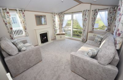 Atlas Debonair Caravan for Sale in North Wales