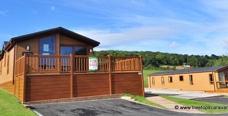 Caravans for sale North Wales