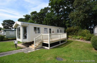 Carnaby Beechdale Caravan For Sale in North Wales