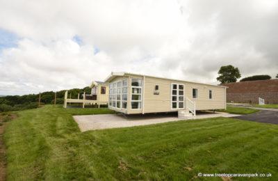 Willerby Skyline Static Caravan For Sale Tree Tops Caravan Park North Wales
