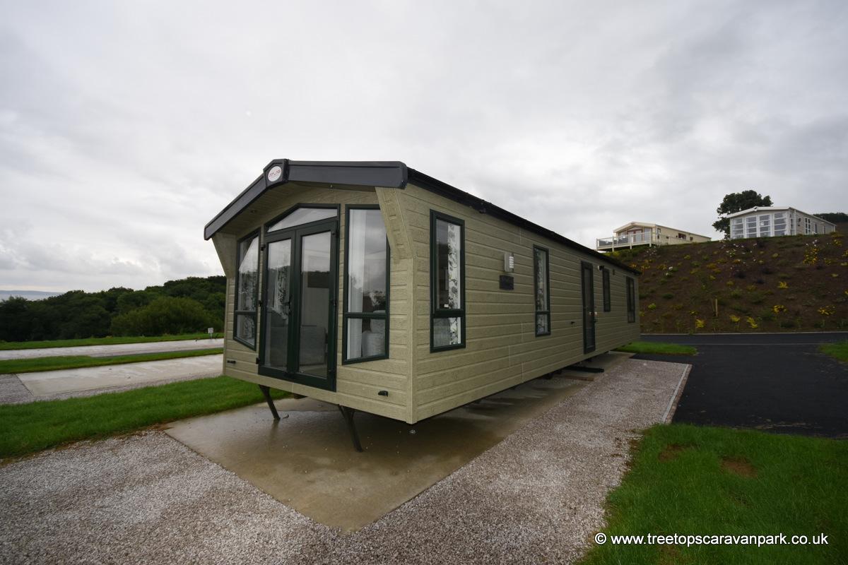 Atlas Status Caravan Park North Wales