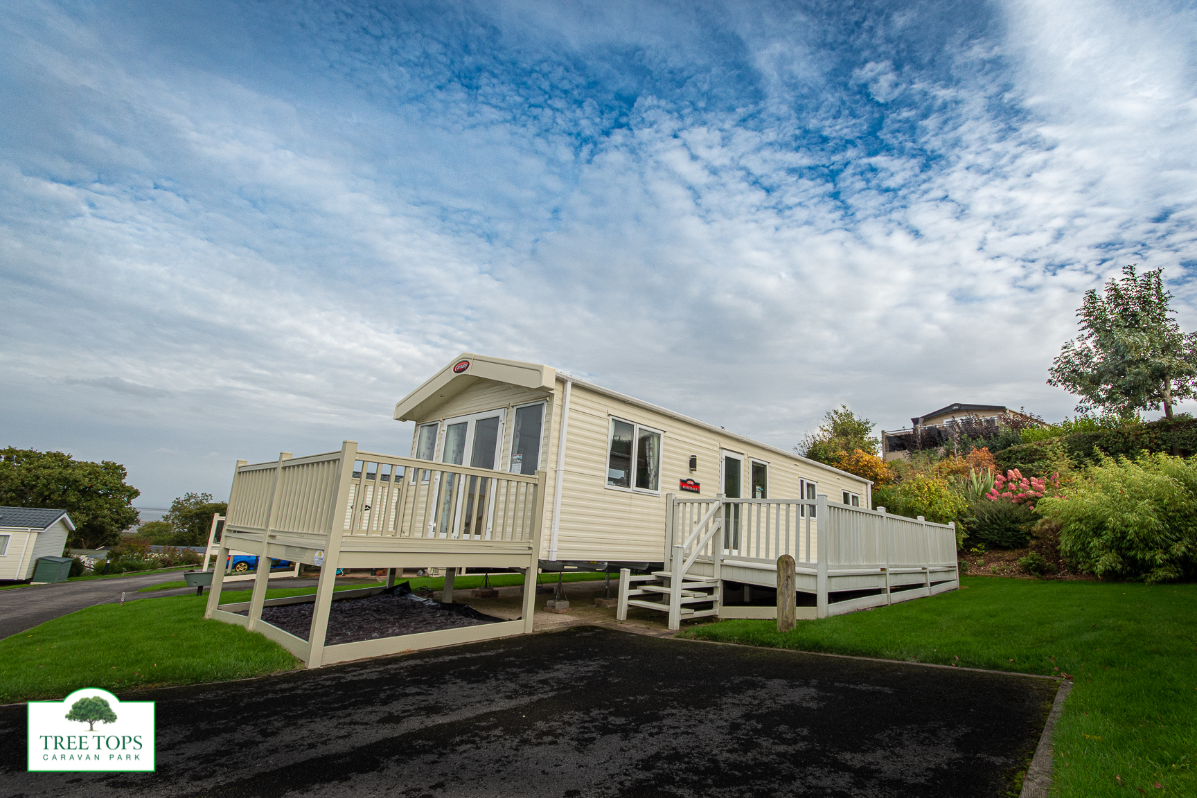 Carnaby Rosedale Caravan for Sales at Tree Tops Caravan Park