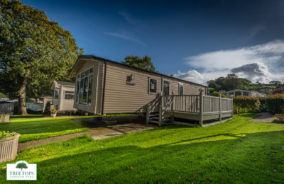 Willerby Impression Caravan For Sale in North Wales
