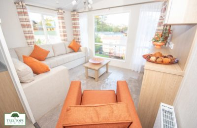 Victory Echo 33 Caravan For Sale in North Wales
