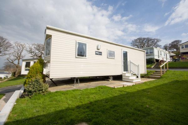 2 bedroom caravan for sale North wales