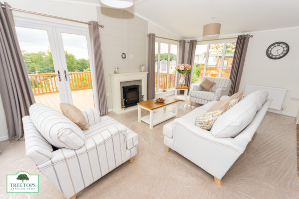 Lodge for Sale in North Wales