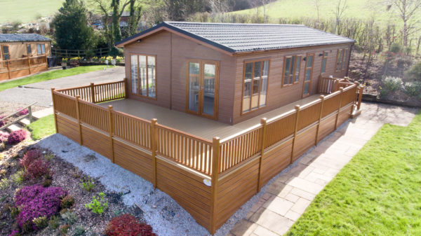 Prestige Burleigh Lodge for Sale North Wales